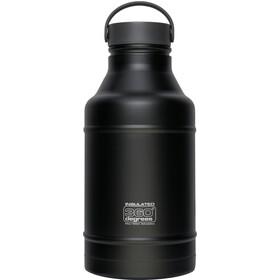 360° degrees Growler Drink Bottle 1800ml black